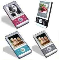 Mini Mp4 Player Com Visor S/ Memória Capacidade 400 Musicas