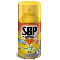 ((5 Unidades)) Sbp Automatico Refil 250ml Óleo De Citronela