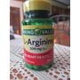 L Arginina De 500 Mg Marca Spring Valley Importado De Usa