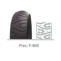 Cubiertas Trasera Twister 130/70/17 De Calidad Olcoz Motos