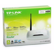Roteado Wirless Tp Link Tl-wr 741nd 1antena 150mbps