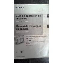 Manual De Camara Hi8,digital8