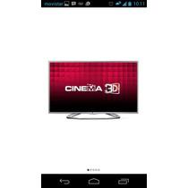 Televisor Lg 42 Pulgadas 3d Con 4 Lentes Nuevo Mod 42la6130