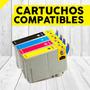 Cartucho Para Epson 133 / 136 /135 Todos Los Colores - Scp