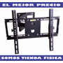 Base De Pared Tv, Led, Plasma, 26 A 55 Brazo Movil Rc-905