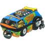 Mochila Escolar Mochilete 3d Scooby-doo Turbo Maxtoy Lanchei