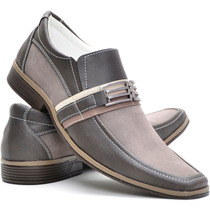 Sapato Social Masculino Stilo Italiano Super Luxo Lançamento