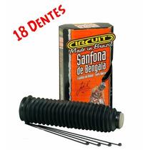 Sanfona 18 Circuit Xlr Bros 125 - 150 Dt 180 Crosser Xtz 125