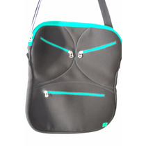 Bolso Grande De Neoprene Regulable Oportunidad Morral