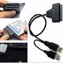 Cable Adaptador Sata A Usb 2.0 Para 2.5 Hdd