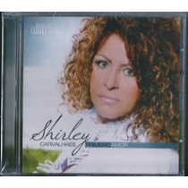Cd Shirley Carvalhaes - Primeiro Amor (nova Capa)