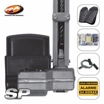 Kit Motor P/ Portão Eletrônico Basculante Ppa 1/4 Rápido 8s
