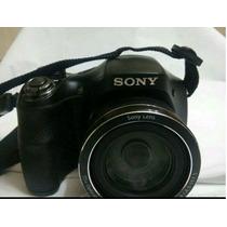 Camera Digital Sony Semiprofissional 20mp 8gb Frete Gratis