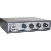 Hibrido Telefonico Kithec Ct200 Para 2 Celulares