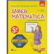 Saber Matemática 5º Ano - Livro Novo - Ftd