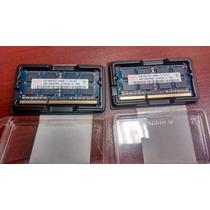 Modulos Memoria Ddr3 2gb 1rx8 Pc3-10600s Y Pc3-8500s