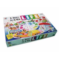 El Juego De La Vida Life Clasico Original Licencia Hasbro