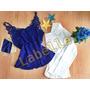 Conjunto Feminino Blazer Colorido + Blusa Regata Greeper