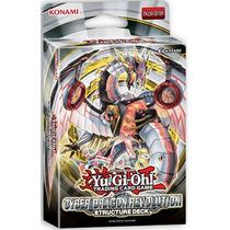 Yu Gi Oh Cyber Dragon Revolution Structure Deck Ingles