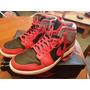 Championes Nike Air Jordan 1 Únicos En El País T 43.5/44