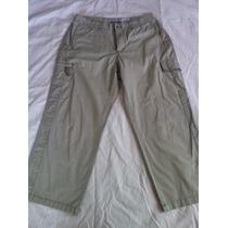 Pantalón Pescador Columbia Talla 8 Mujer