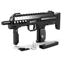 Replica Para Armar Rifle Mp7 Compatible Lego 300 Pzas