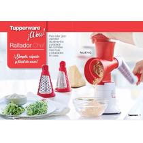Rallador Chef Tupperware Novedad