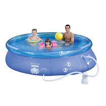 Piscina Inflavel P/ Casa Splash Fun 4600 Litros Muito Barato