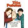 Dvd Os Tres Patetas 2012 Original/dub/usado