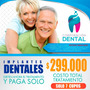 Implante Dental Titanio Incluye Corona Solo 7 Cupo