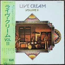 Lp Cream - Live Cream Volume Ii - Japão