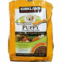 Croqueta Kirkland Cachorro 9kg