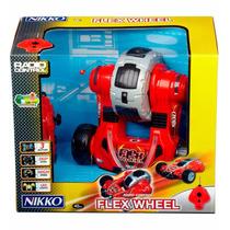 Carro Nikko Radio Control Flex Wheel Nuevo Original Insector