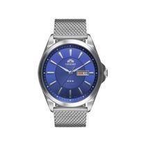 Relógio Orient Automático 3 Estrelas Prata 469ss056 D1sx