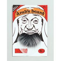 Traje Árabe - Gris Perilla Barba Árabes Masculino Adulto De