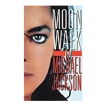 Libro Moonwalk (re-issued), Michael Jackson