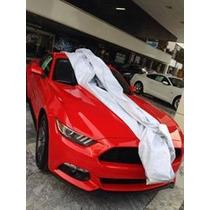 Lona Funda Car Cover Aluminizada Mustang 100% Impermeable