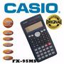 Calculadora Científica Casio Fx-95ms 244 Funciones Stock Ya!