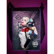 Mochilas Personalizadas Harley Quinn Joker Suicide Squad