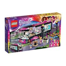 Lego Friends 41106 Autobus Estrella De Pop Entregas Metepec