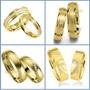 Exclusivas Argollas De Oro Amarillo Plata Matrimonio Regalo<br><strong class='ch-price reputation-tooltip-price'>$ 1,400<sup>00</sup></strong>