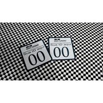 Adesivo Gran Turismo - 100% Personalizado