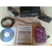 Camara Panasonic Lumix Fp3 12mp Con Todos Sus Accesorios