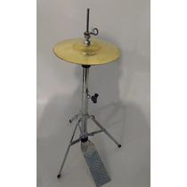 Chimbal Para Bateria Nfantil Completa - Megatonmusical