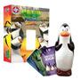 Jogo Pega Os Pinguins De Madagascar - Estrela