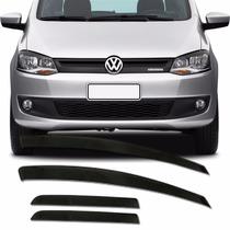 Calha Defletor De Chuva Volkswagen Fox Spacefox Crossfox 4pt