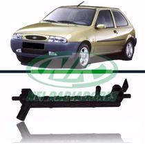 Caixa Do Radiador Do Fiesta C/ar Longo Superior