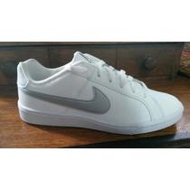 Nike Court Royale Originales Blancos Dama 7.5