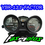 Tablero Yamaha Ybr 125 Factor Ed Full Original En Fas Motos