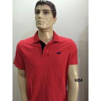 Camisas Polo Hollister E Aeropostale Originais